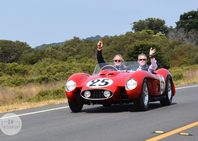 Pebble Beach Concours 2018 | Driving the Tour d'Elegance