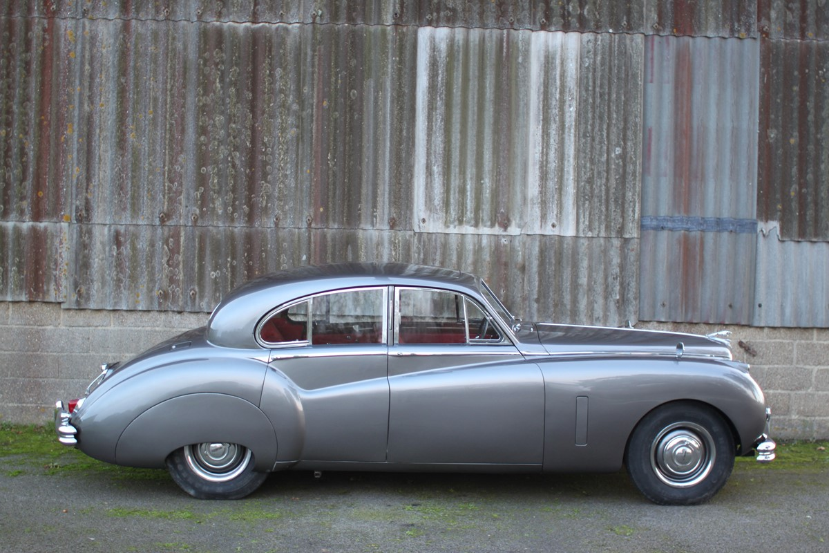 SOLD! 1951 Jaguar MK VII