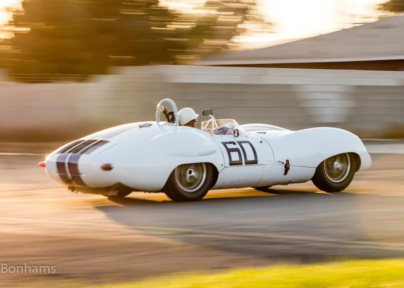 Bonhams Scottsdale | Maserati Sparkles in Arizona