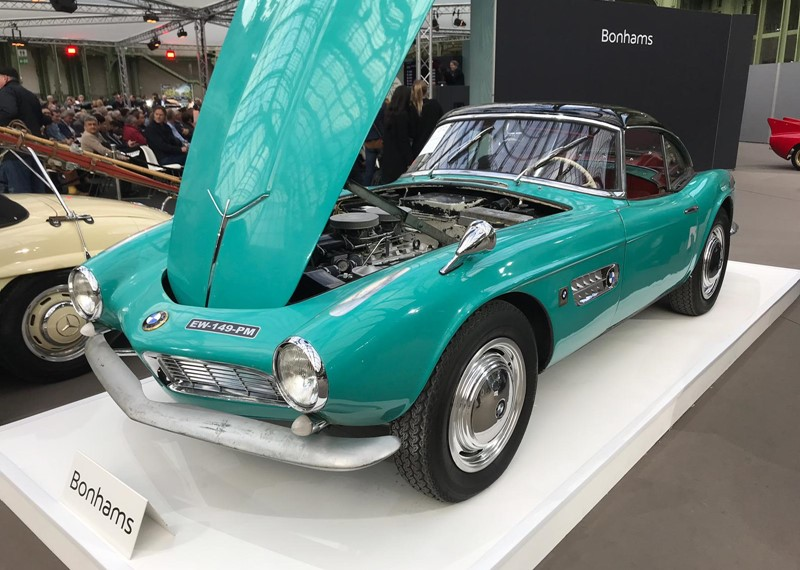 Bonhams Paris 2019 | Not Pretty but it Got There