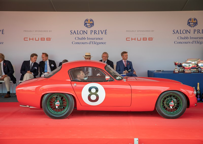 TRIO OF STUNNING ROYAL CARS | SALON PRIVÉ