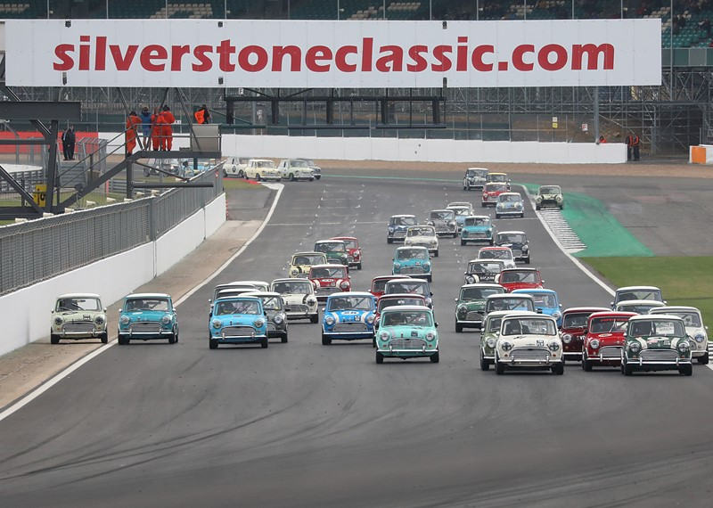 30 years of Silverstone Classic