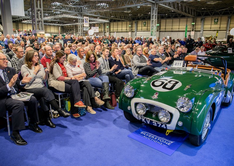 Setting World Records | Silverstone Auctions N.E.C Sale